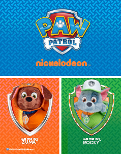 Paw Patrol Furry Friends