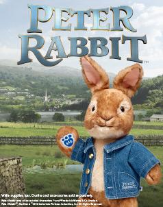 Peter Rabbit Furry Friends