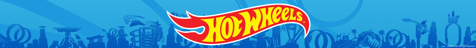 Hot Wheels Plush banner