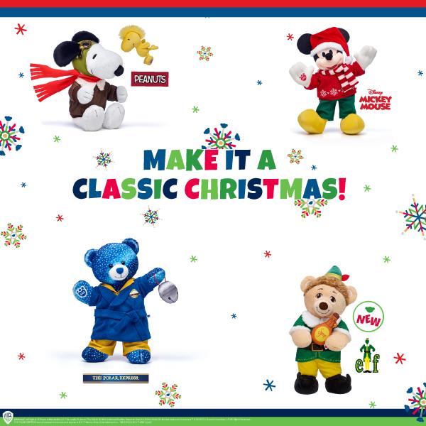 Make it a Classic Christmas