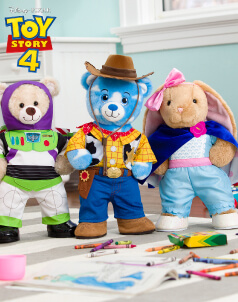 ac34f2ee5 Disney™ Toy Story 4 - Build-A-Bear® (click this image