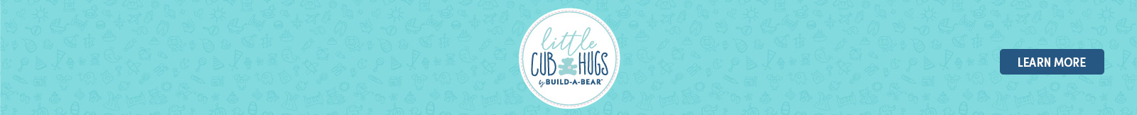 Little Cub Hugs - Baby Clothes - Baby Accessories - Build-A-Bear®