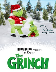 The Grinch™ - Build-A-Bear® (click this image to shop The Grinch™ Collections)