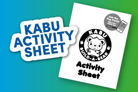 Kabu Activity Sheet