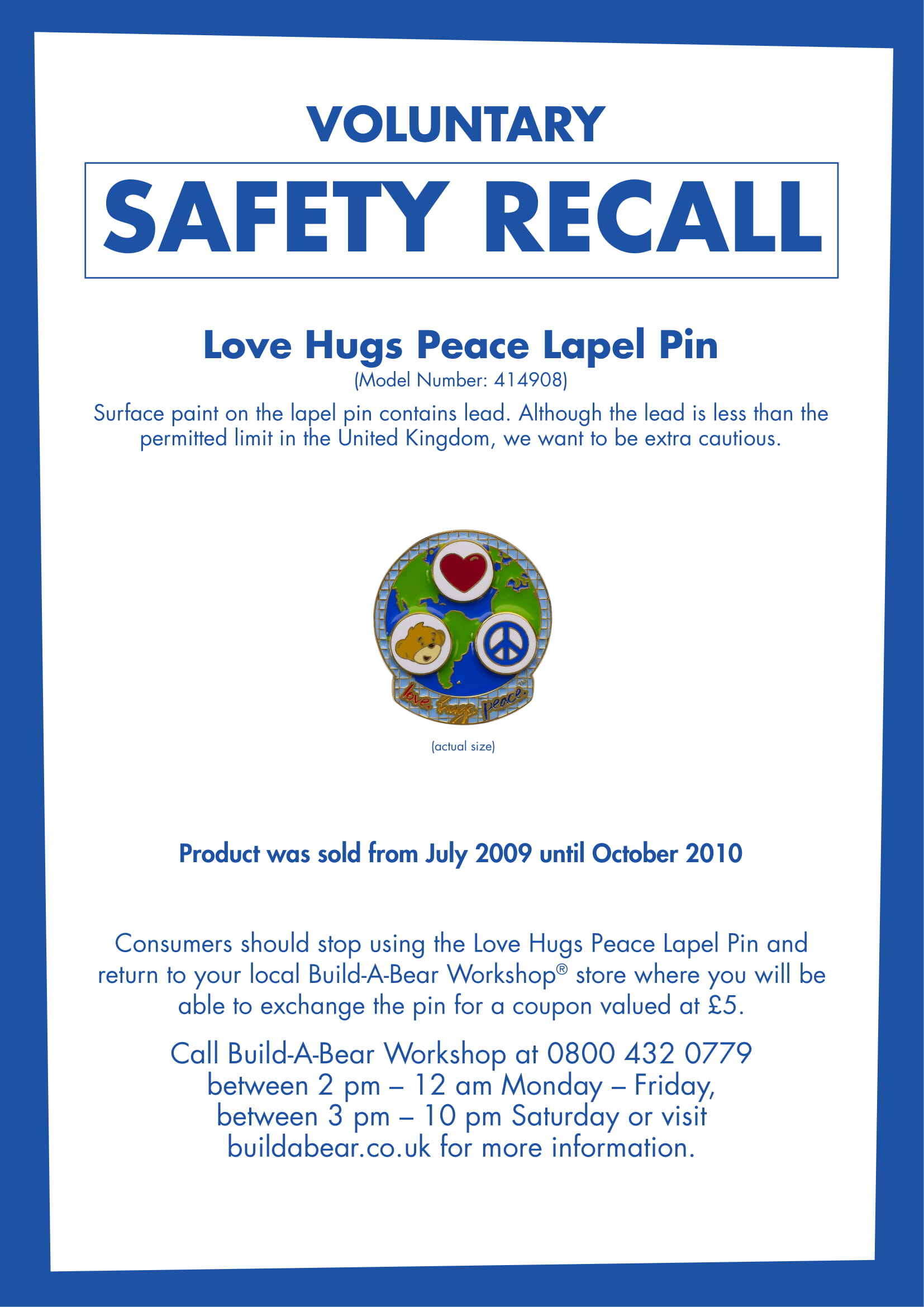 060bac40a Product Safety Recalls