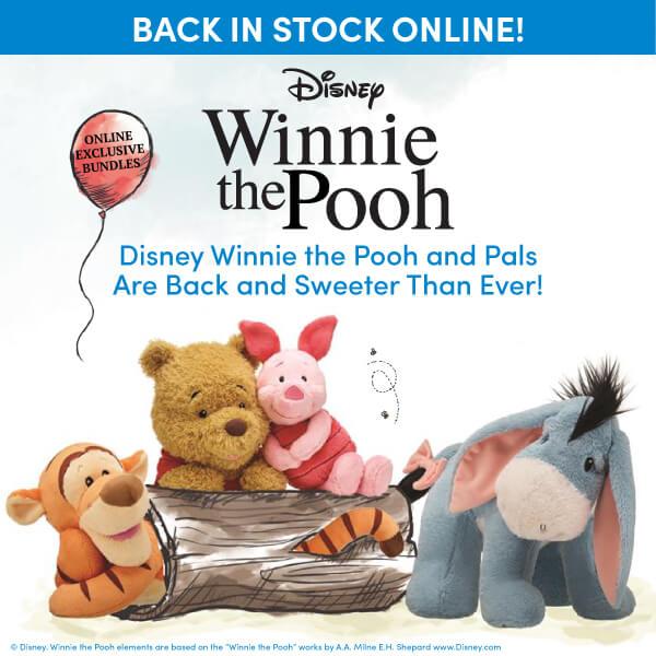 Winnie the Pooh - Build-A-Bear