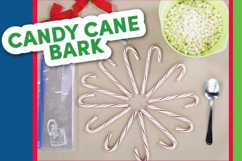 Candy Cane Bark