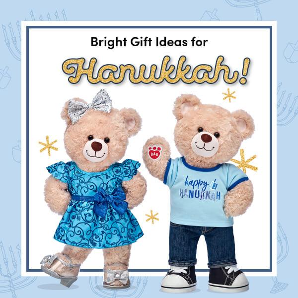 Bright Gift Ideas for Hanukkah!