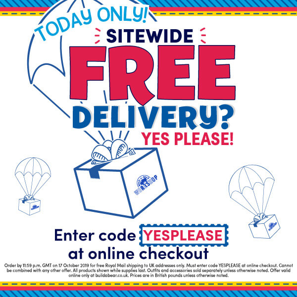 1 Day Free Shipping