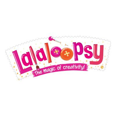 Lalaloopsy The Magic Of Creativity! Logo
