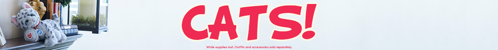 Cats Category Banner
