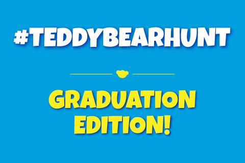 Teady Bear Hunt Graduation Edition