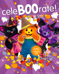 Halloween - Build-A-Bear® (click this image to shop Halloween Collections)
