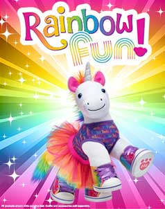 Rainbow Furry Friends