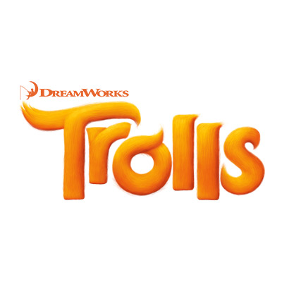 Dream Works Trolls Logo