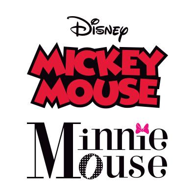 Disney Micky Mouse Minnie Mouse Logo