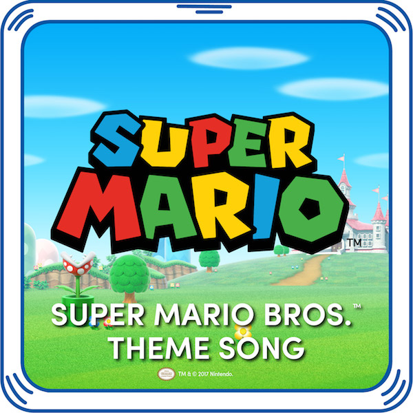 "Super Mario Bros.â""¢ Theme Song"