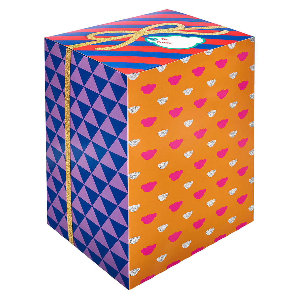 Colourful Gift Box